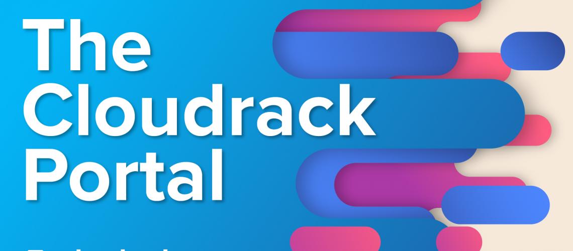 Cloudrack Portal
