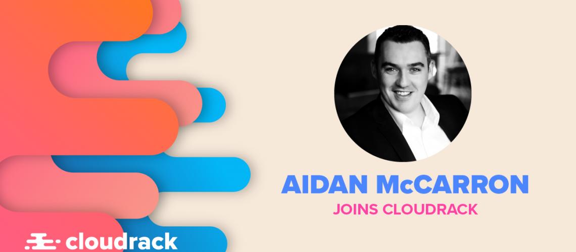 Aidan McCarron joins Cloudrack